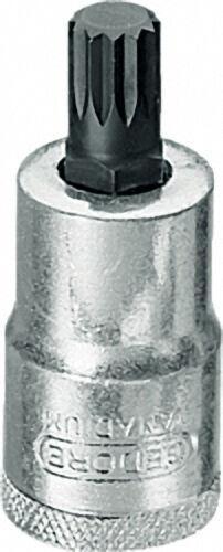 Schraubendreher-Einsatz 1/2'', Innenvielzahn Größe 14