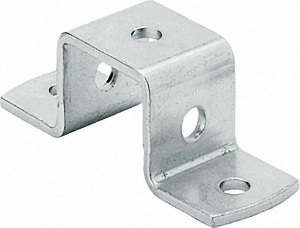 FISCHER Schienenbügel SB Typ: SB 38/40 für Profil 38/40 VPE 1Stück