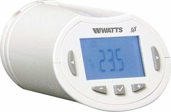 WATTS Funk Heizkörperregler BT-TH02 RF