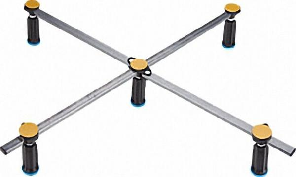 Duschwannenfuß R5 für Stahl und Arcrylduschwannen von 75x80cm - 90x90cm