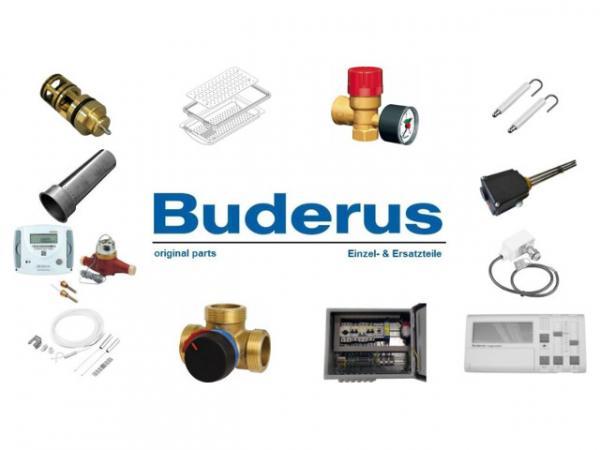 Buderus 8718572278 Abgas Reduzierung Rohr DN250/DN200 verp