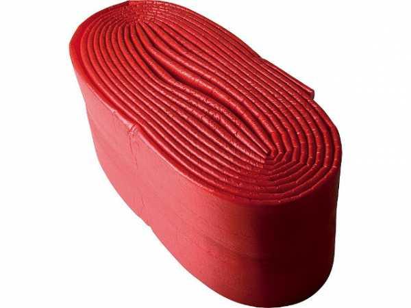 Abflussisolierung stabil 90 mm, Dämmdicke 5 mm, Schlauch 10 m