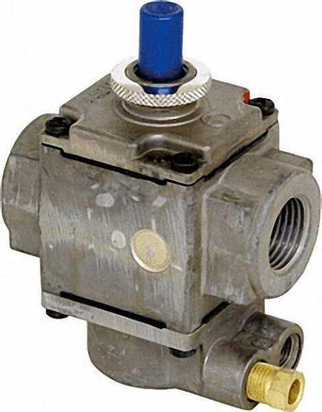 Gasarmatur SIT-440 D3 Eing. IG Rp 3/4'', Ausgang IG Rp 3/4'' Referenz-Nr.: 0.440.005