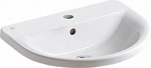 Einsatzwaschtisch Arc Connect BxTXH= 550x460x175mm mit Ideal Plus Beschichtung