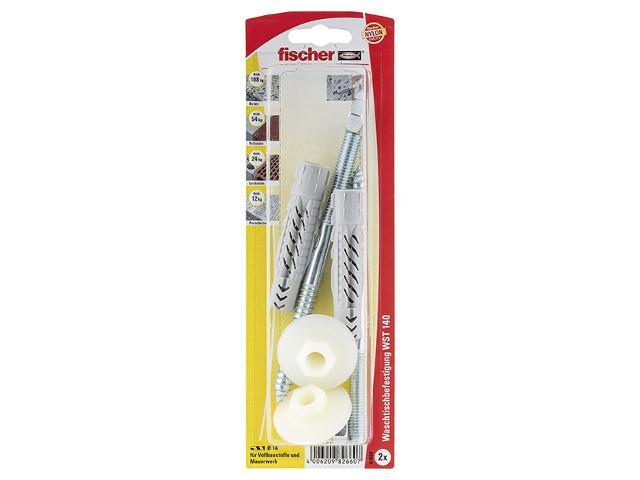 Fischer 82660 Waschtischbefestigung WST 140