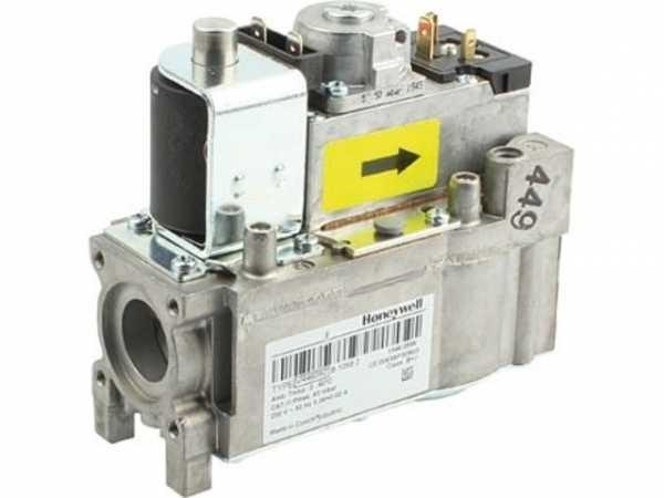 Gasarmatur HONEYWELL VR 4605 C 1052
