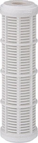 LEYCO Filterpatrone für FP2 Kuststoff Länge 9 3/4'' Filterkerze AC 80 Micron