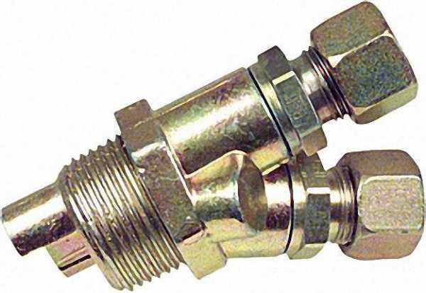 Stopfbuchs-Verschraubung SBV R 1'' Universal 8, 10mm NE-Metall