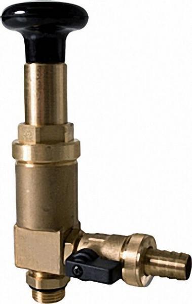 Hand-Nachfüllpumpe (''Impfpumpe'') 1/2''AG x 15mm