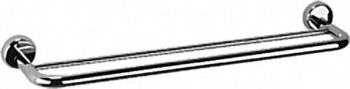 Doppelbadetuchhalter Messingrohr Gesamtbreite: 661mm