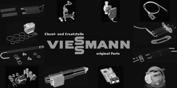 VIESSMANN 5076508 Feuerbetonstein rechts 01-03 für Kamineinsatz-W