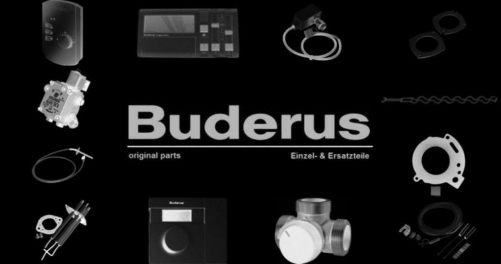 """Buderus 87185713500 Anode G1 1/2"""" D26x550mm everp"""