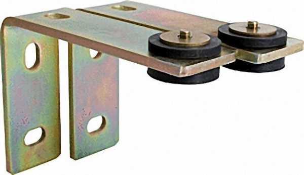 Wandbefestigung universal Typ L-HV 100-150 galv. verzinkt inklusive Befestigungsmat. 1 Paar