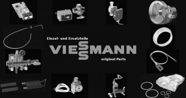 VIESSMANN 5334402 Befestigungsleiste LV023+39