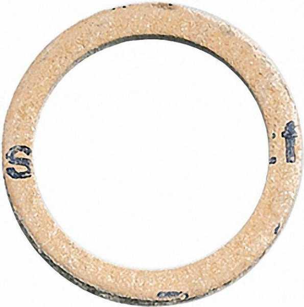 OHA-Press Wassermesser-Dichtungen für Heißwasserzähler 1 1/2'' 45 x 45mm 1,8mm stark