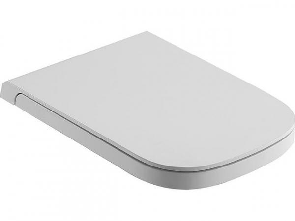 WC-Sitz NEXT aus Duroplast mit Softclose, weiß