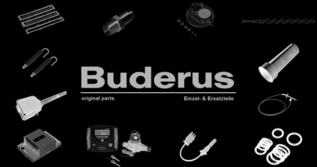 """Buderus 87185715740 Anode G1 1/4"""" D33x1000mm everp"""