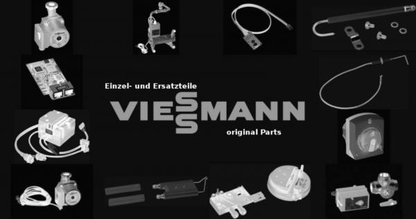 VIESSMANN 7217698 Vorderblech Gasola Dekor Ausführung