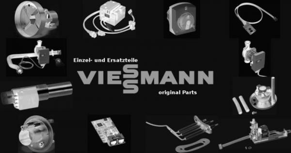 VIESSMANN 5204343 Abdeckklappe Frontplatte Unomatik