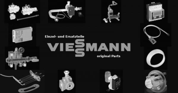 VIESSMANN 7812322 Vorderblech BRN22