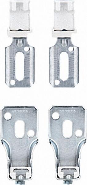 Uni. - Befestigung für Kompakt- und Plattenheizkörper ohne Aufhängelaschen, zur Montage über dem Abd