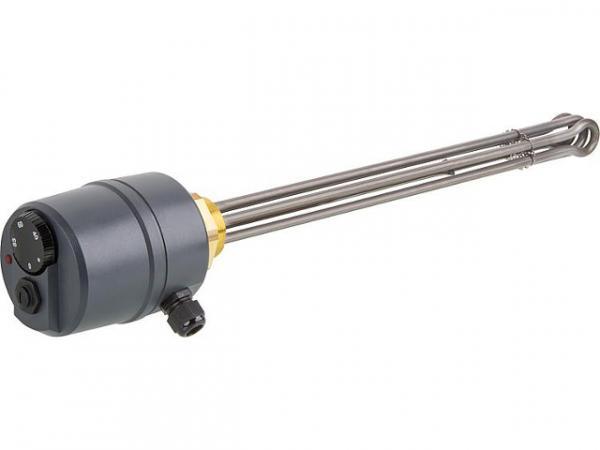TÜRK-HILLINGER Elektro-Heizstab 4,50 KW 400 V G11/2'' Einbaulänge 360mm