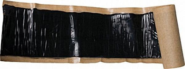 Dichtstreifen 300mm lang 65mm breit Farbe granit