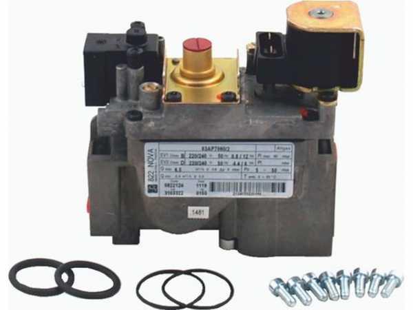 WOLF 8902449 Gaskombiventil SIT822 bei:NG-30E-72,Stufe 1:Austausch geg. BM-Vent Kab8700181, Stufe 2:Austausch geg. BM-VentKab 8700180, NG-2E