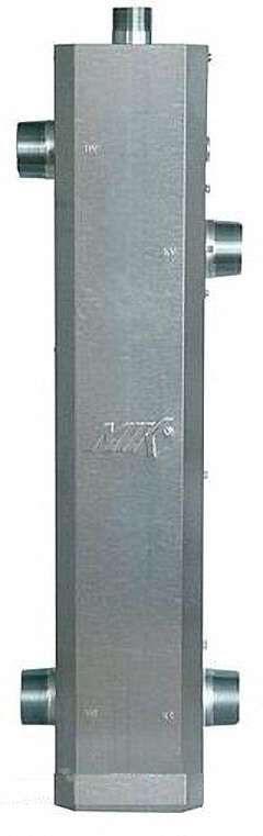 Hydraulische Weiche Typ HW 80/570A 2'' AG, inkl. Entlüftung