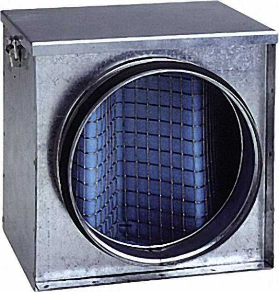 S&P 8000103807 Luftfilterbox mit Filter G4 MFL-160