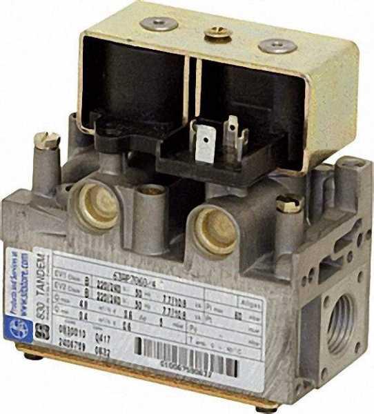 Gas-Kombiventil TANDEM 830 220/240 V - 50 Hz Referenz-Nr.: 0.830.040
