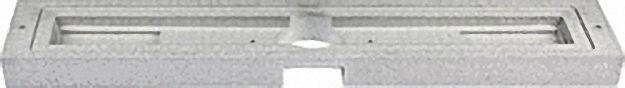 Adapter Viega für bodenebenes Duschelement, universal'' 1200x200x70mm,