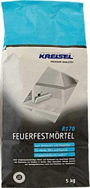 KREISEL Feuerfestmörtel R170 5 kg