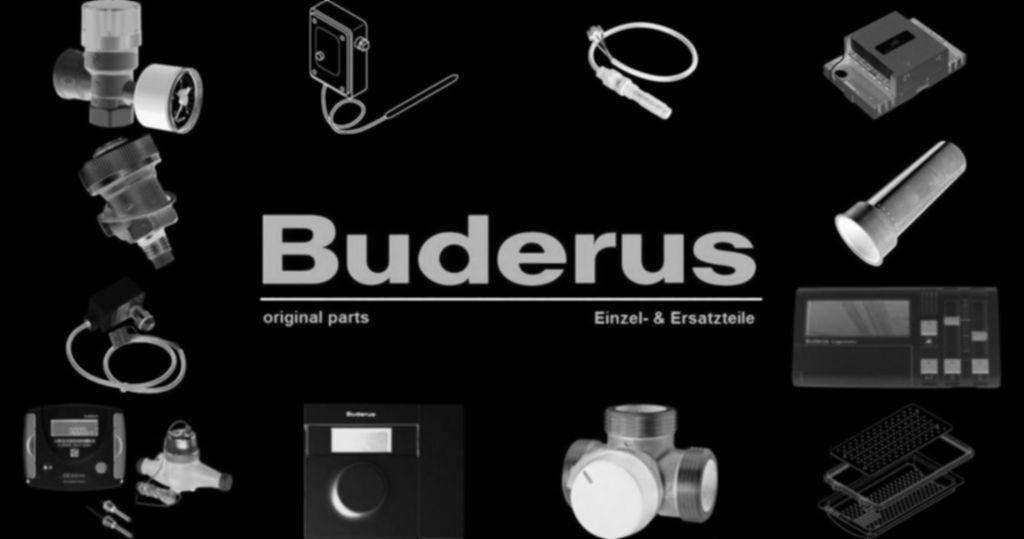 Buderus 87182245450 Thermostatkopf