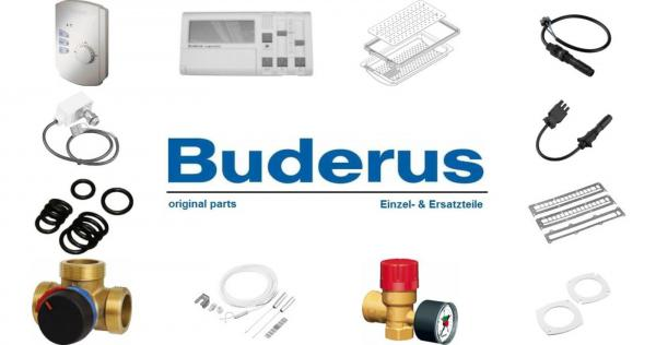 Buderus 7739613079 Logasys SL510i WLW196i-14ARB,GB192-25i,1HK,P200.5,SH400