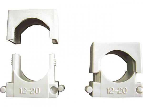 Reihen Druck-Schelle 18-30mm VPE 50 Stück