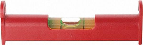 Rinnenschnur-Wasserwaage 80 x 12 x 25mm