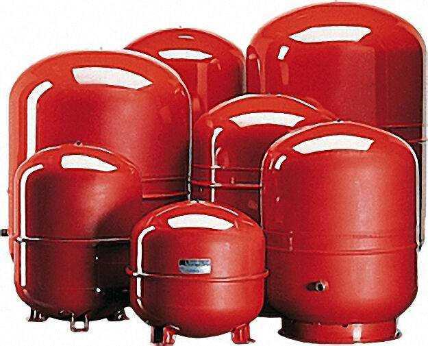 Ausdehnungsgefäß 150 Liter Zilflex H 150L