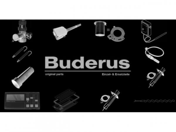 Buderus 8718584656 Kabeldurchführung 29x11x4 everp