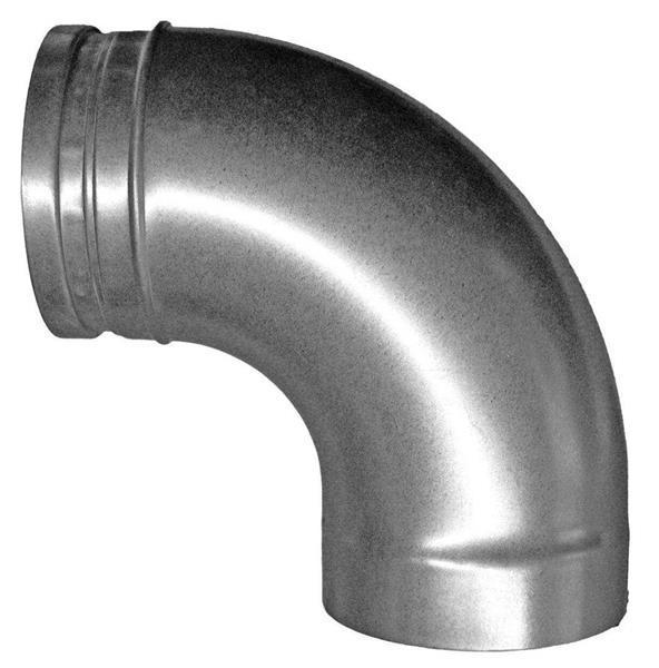 DIMPLEX 365160 N125 Bogen (125mm, 90° )