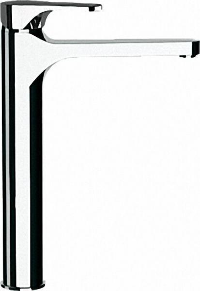 Waschtisch-Einhandbatterie Serie Omega, mit click-clack, Höhe 250mm, Ausladung 180mm