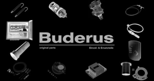 Buderus 5371870 Reinigungsdeckel G605 ob kpl