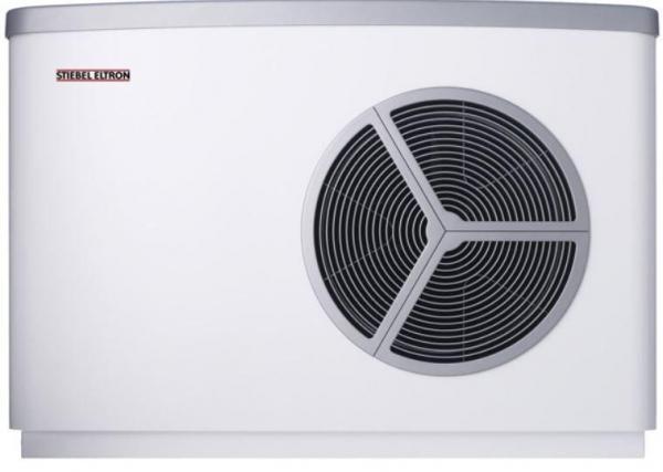 STIEBEL ELTRON 232491 Inverter Wärmepumpe WPL 15 AS Luft/Wasser Wärmepumpe