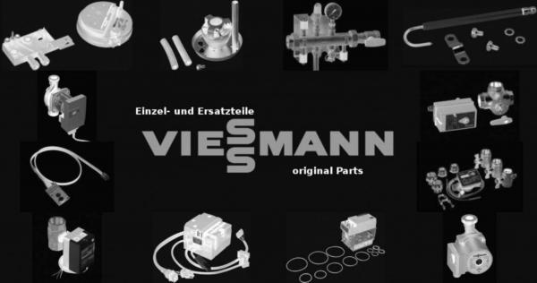 VIESSMANN 7828163 Anschlussleitung Luftklappen Pri/Sek