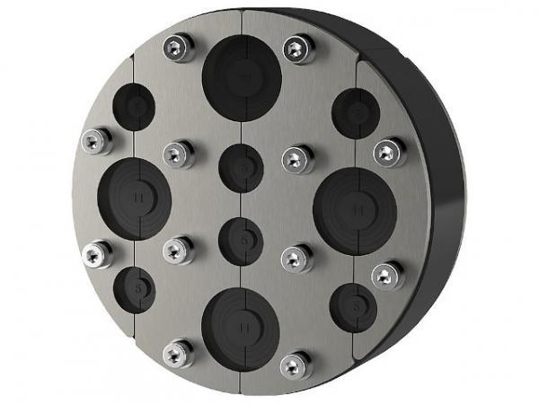 Standard-Ringraumdichtung D-Kernbohrung: 150mm 4/6 Kabel/D: 8-30/4-16,5mm