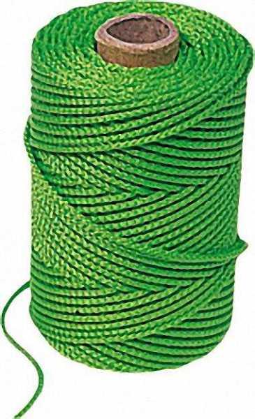 Rinnenschnur Grün spezial mit Einlage 75 m