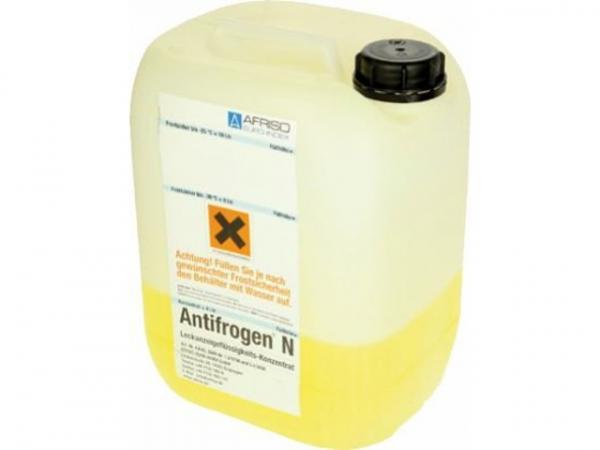 Buderus Frostschutzmittel, Antifrogen N, Einwegkanister 60 kg, 8051035