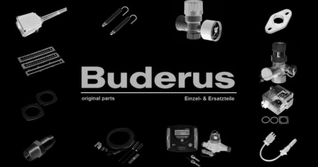 Buderus 87186669740 Schraube M4x16 (5x) Schraube M4x16 (5x)