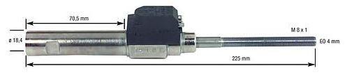 Ölvorwärmer für Körting Jet 4,5/ 8,5/ VT 1-DU/ VT 0-DU (II) V 81 / 65 Watt