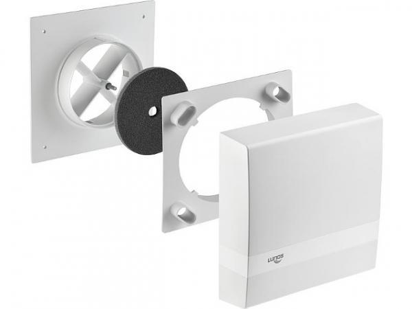 Lunos 039947 Innenblende Schallschutz Farbe: weiß für e² und e² neo